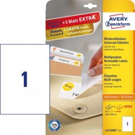 Etikett  -L4735REV-25-...