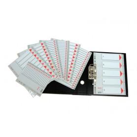 Regiszter -100129- műanyag...