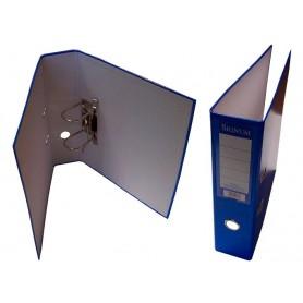 Iratrendező A/4 8cm kék Fornax