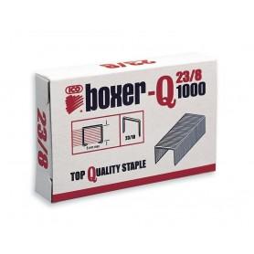 Tűzőkapocs -23/8- ICO BOXER-Q