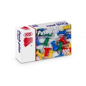 Térképtű színes ICO 100db/dob