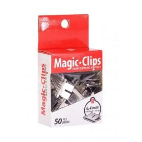 Iratkapocs Magic Clip 6,4mm...