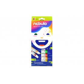 Tempera 12 darabos 12 ml...