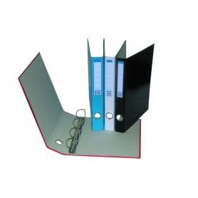 Gyűrűskönyv 4gy A/4 35mm kék