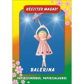 Kézműves csomag - Balerina