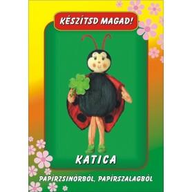 Kézműves csomag - Katica