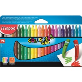 "Zsírkréta MAPED ""Color`Peps..."