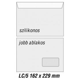 Boríték LC5 szilikon JOBB...