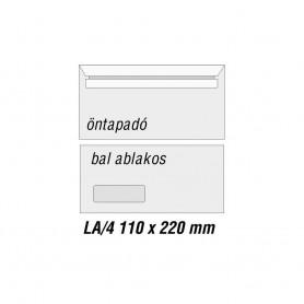 Boríték LA4 öntapadó BAL...